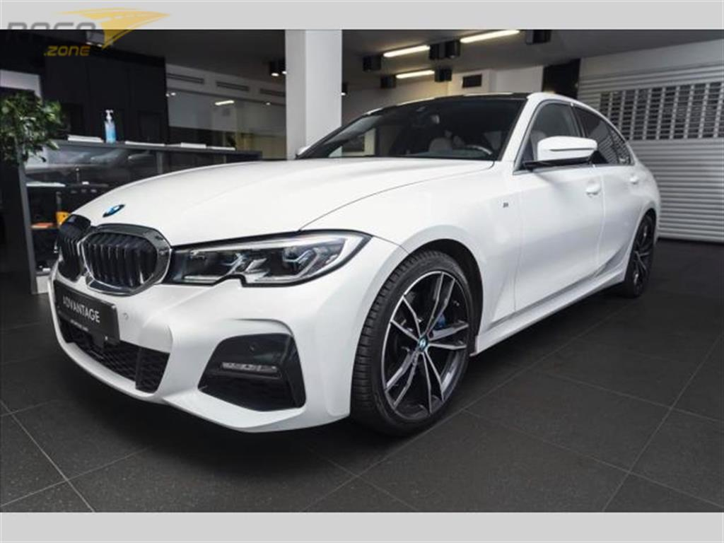 BMW Řada 3 330i M sport/Laser Light/TOP S Sedan, rok 2019