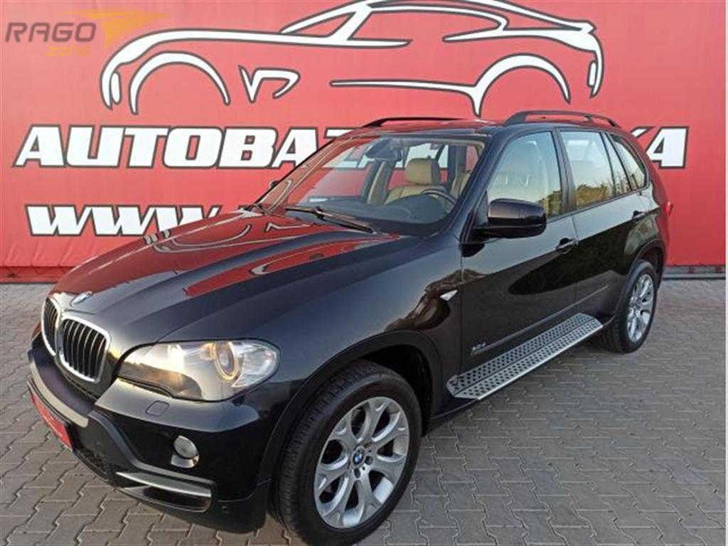 BMW X5 3.0 D 173kW PANORAMA Terenní vozidlo / SUV, rok 2007