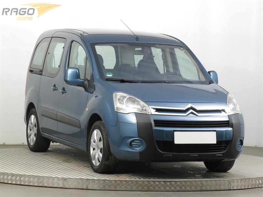Citroën Berlingo 1.6 HDi Pick-up, rok 2009