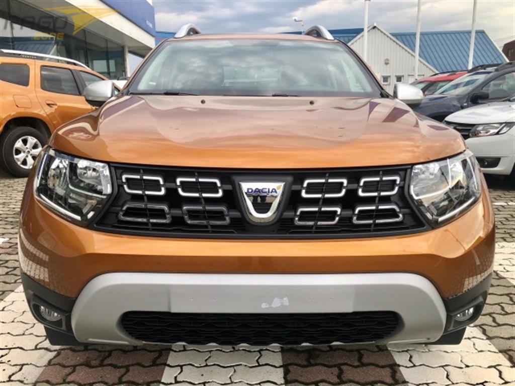 Dacia Duster 1,0 TCe 74KW/100k LPG 4x2 2021 Terenní vozidlo / SUV