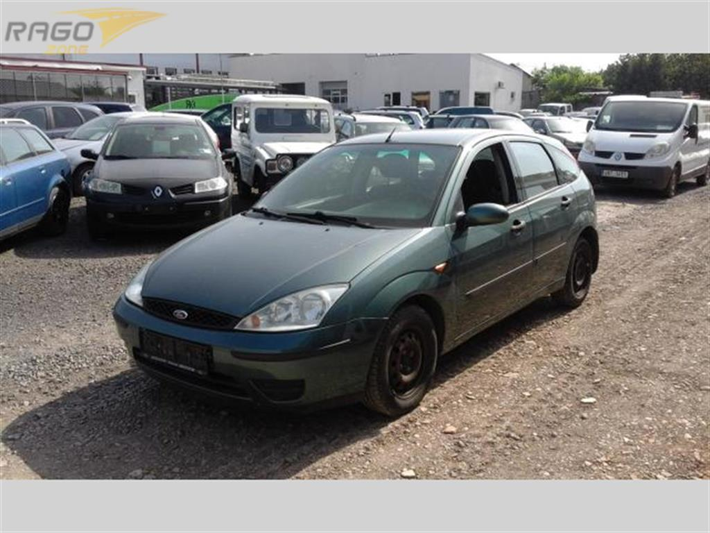Ford Focus 1.4i KLIMA Hatchback, rok 2002