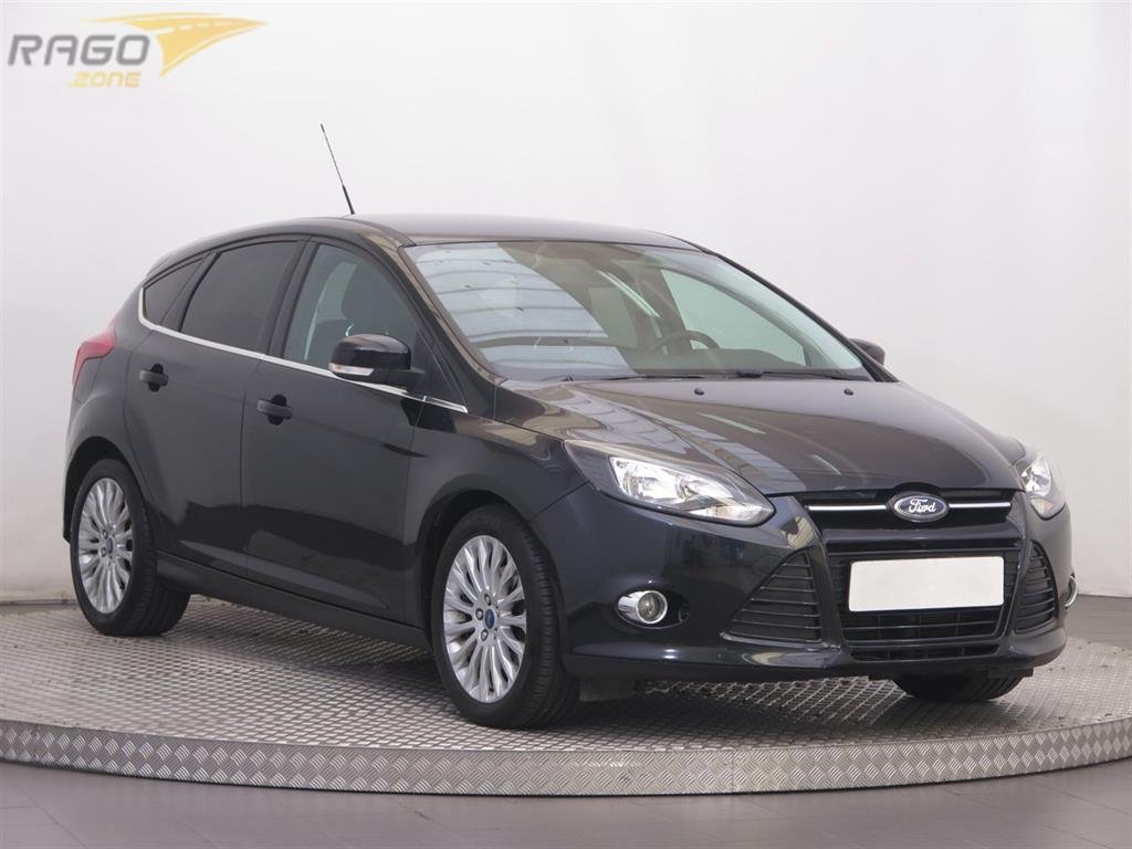 Ford Focus 1.6 EcoBoost Hatchback, rok 2011