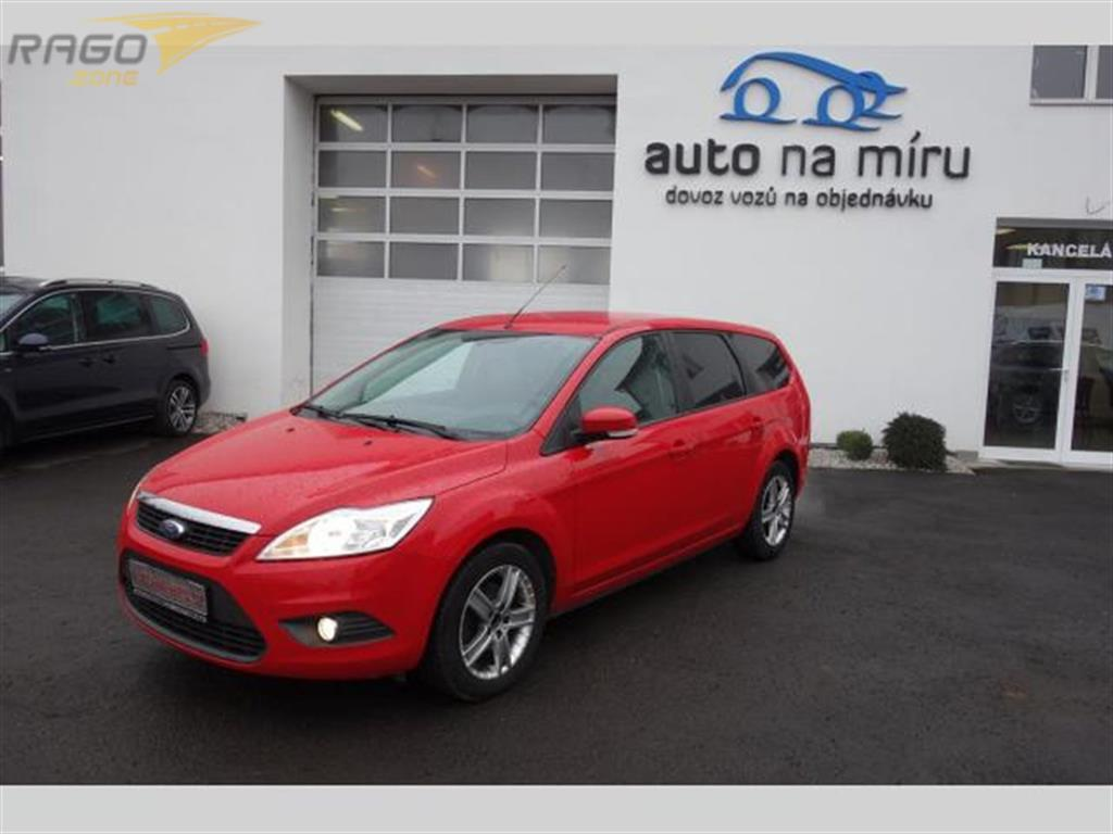 Ford Focus 1.6 74kw RED EDITION KLIMA TOP Kombi, rok 2009
