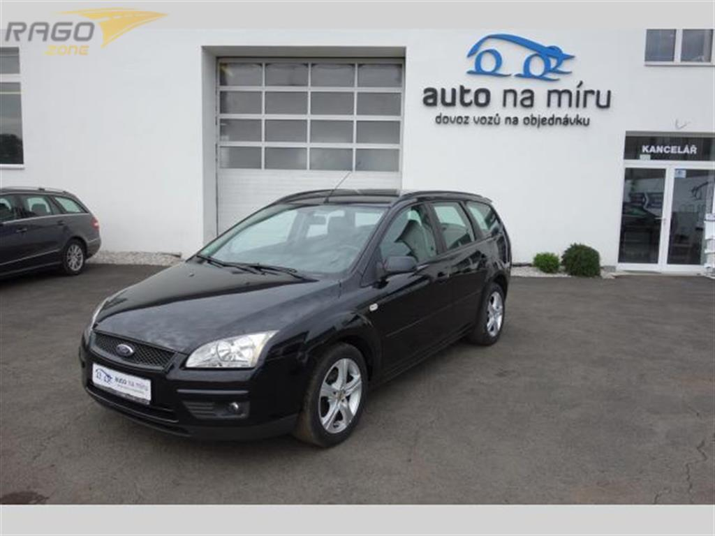 Ford Focus 1.6 74kwSTYLE TEMPOMAT TOP A1 Kombi, rok 2007