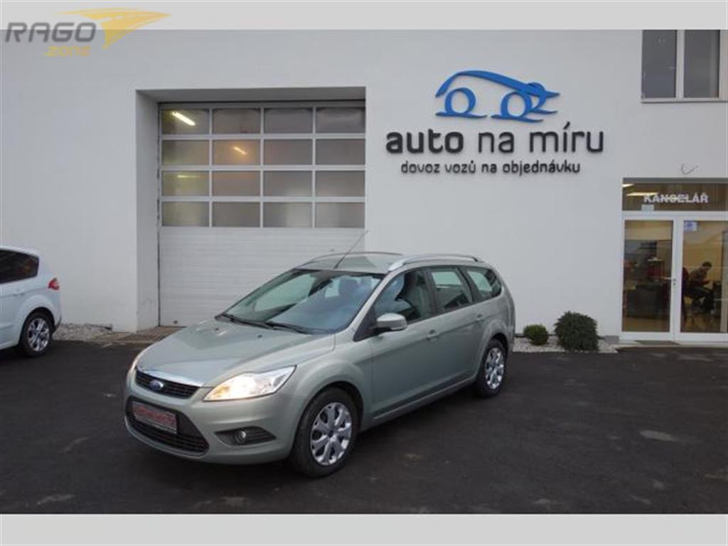 Ford Focus 1.6 74kwVIVA PLUS TEMPOMAT TOP Kombi, rok 2010
