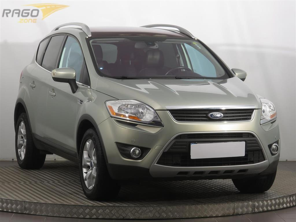 Ford Kuga 2.0 TDCi Terenní vozidlo / SUV, rok 2008