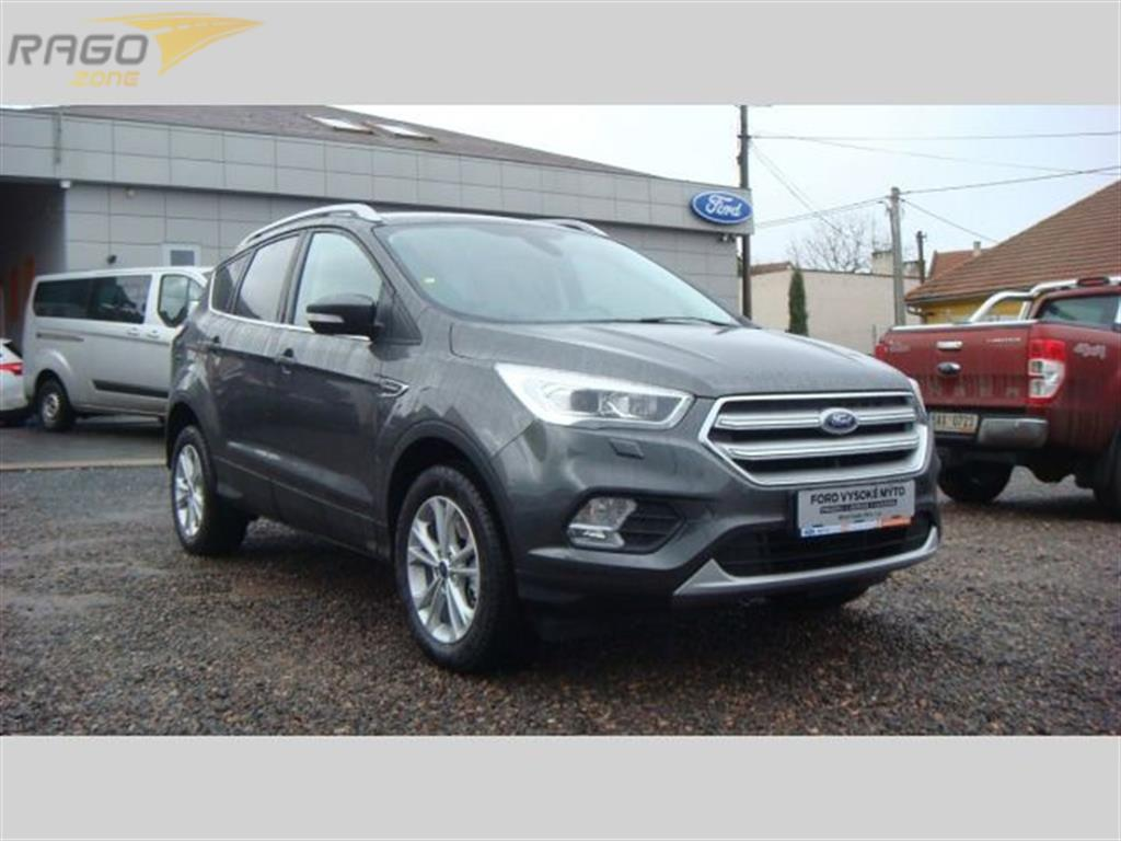 Ford Kuga Titanium Plus 2.0TDCi 110kW/15 Terenní vozidlo / SUV, rok 2019