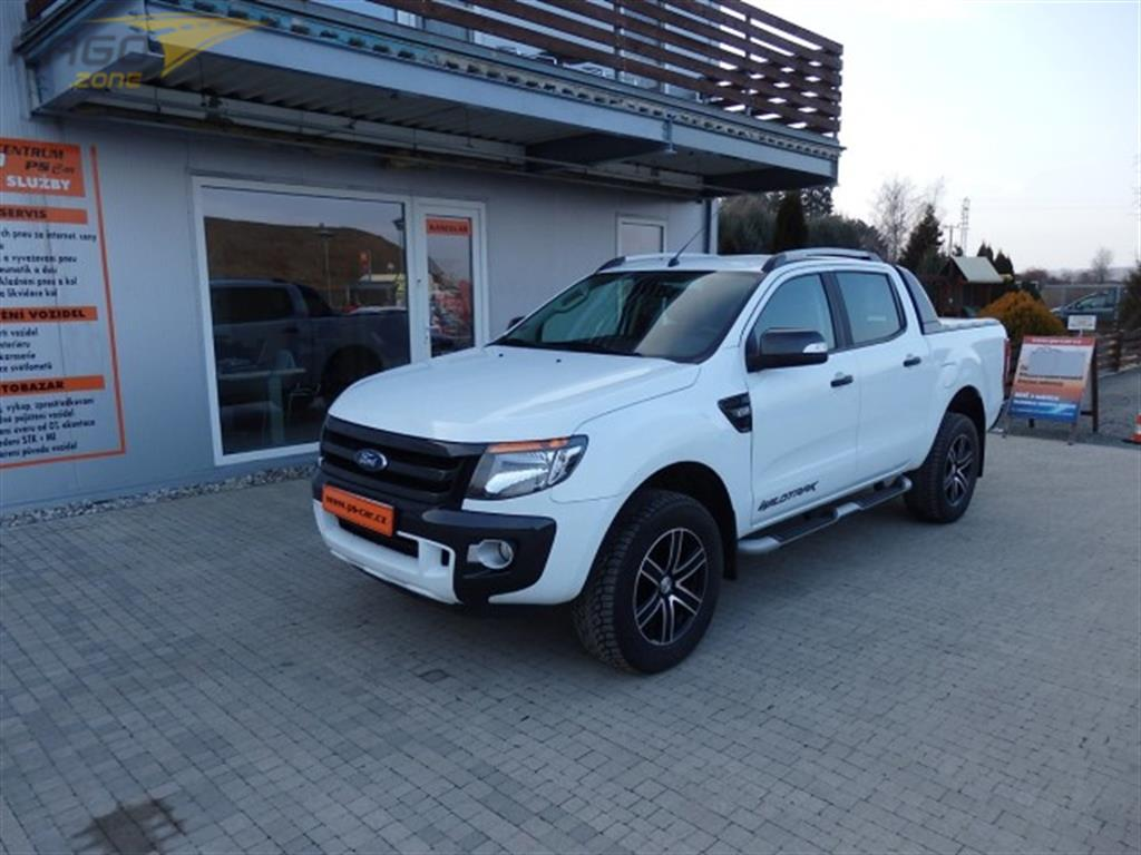 Ford Ranger 3,2 4x4 WILDTRAK 62113 km Hatchback, rok 2015