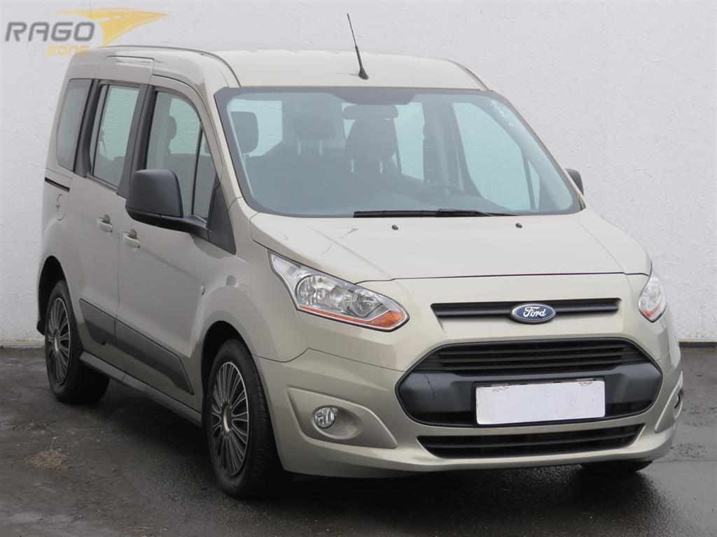Ford Tourneo Connect 1.0 EcoBoost Pick-up, rok 2014