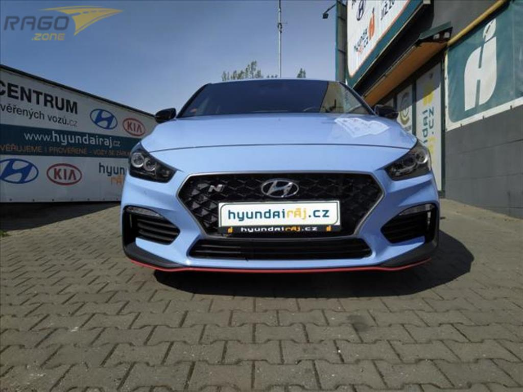 Hyundai i30 2,0 N PERFORM-NAVI-FASTBACK Hatchback, rok 2019