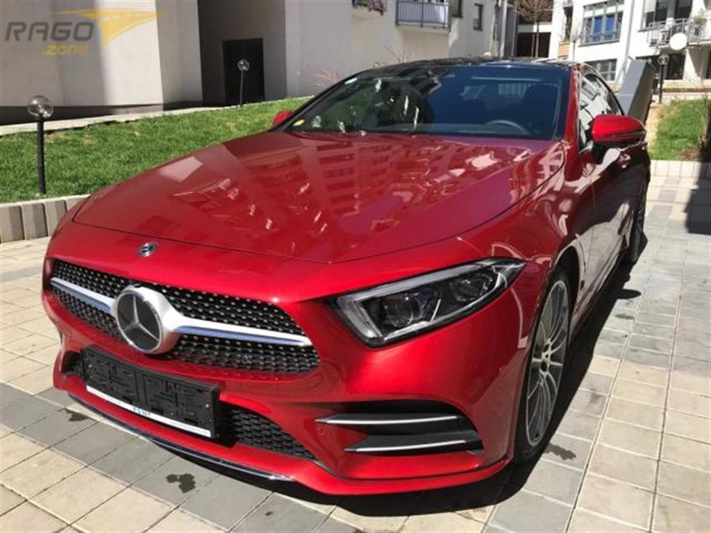 Mercedes-Benz CLS 400d 4Mat NEW od 39000,-/měs Sedan, rok 2018