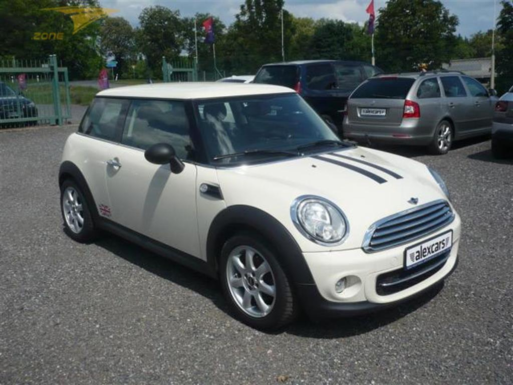 Mini Cooper 1.6 D Hatchback, rok 2012