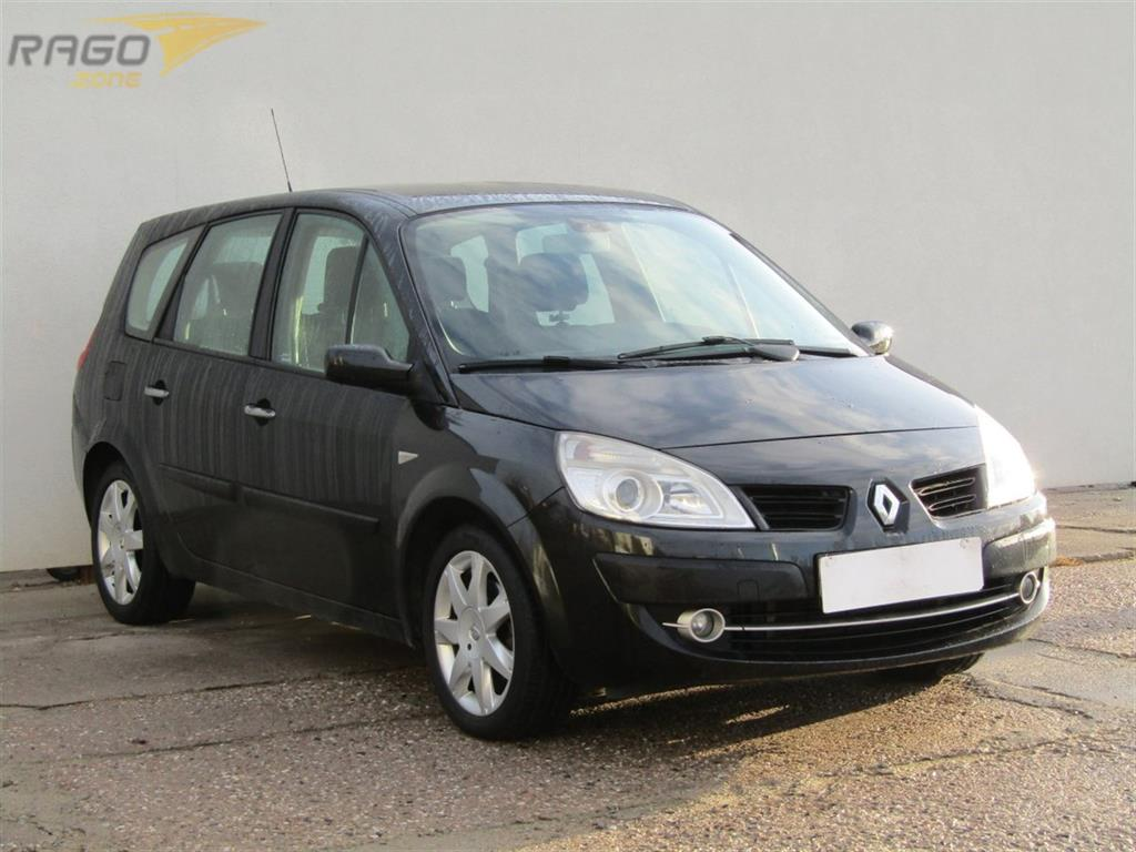 Renault Grand Scénic  1.5DCi, rok 2007