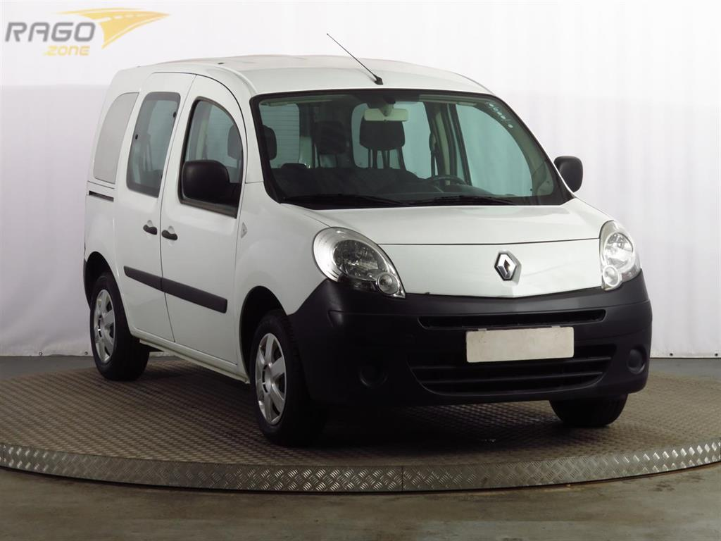 Renault Kangoo 1.6 16V Pick-up, rok 2012