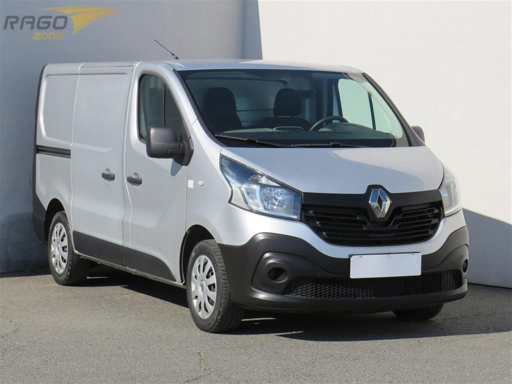 Renault Trafic  1.6dCi, rok 2015
