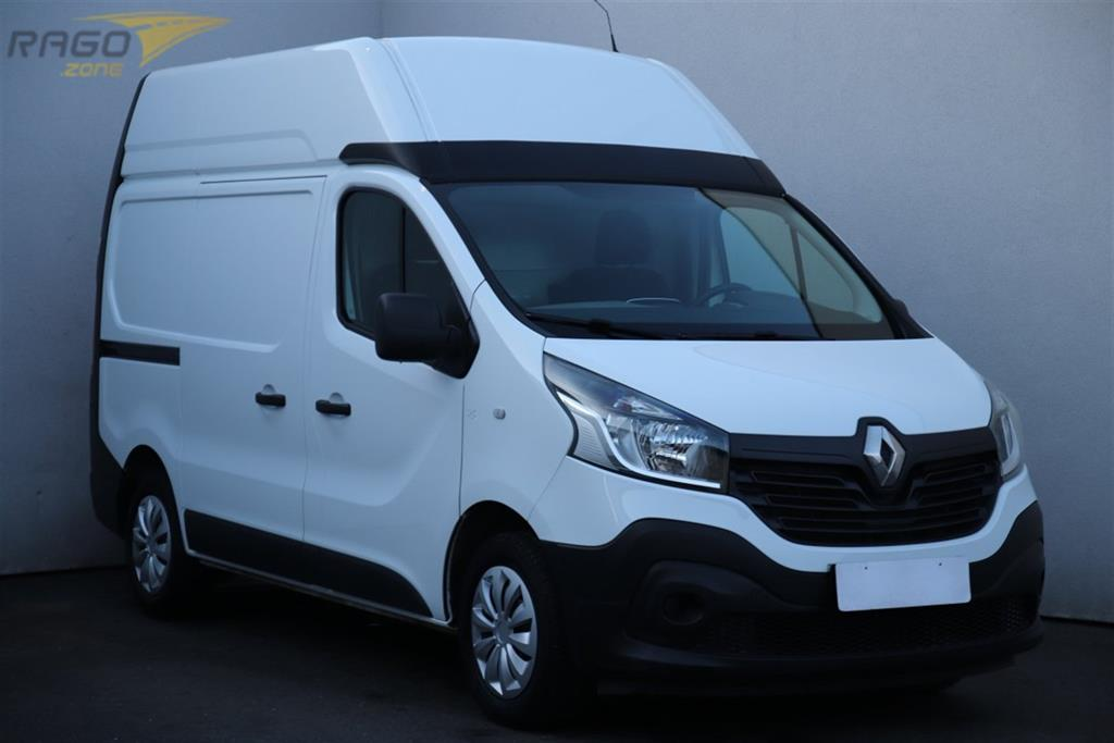 Renault Trafic  1.6dCi, rok 2016