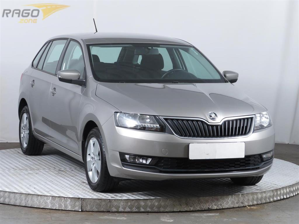 Škoda Rapid Spaceback 1.0 TSI Hatchback, rok 2018
