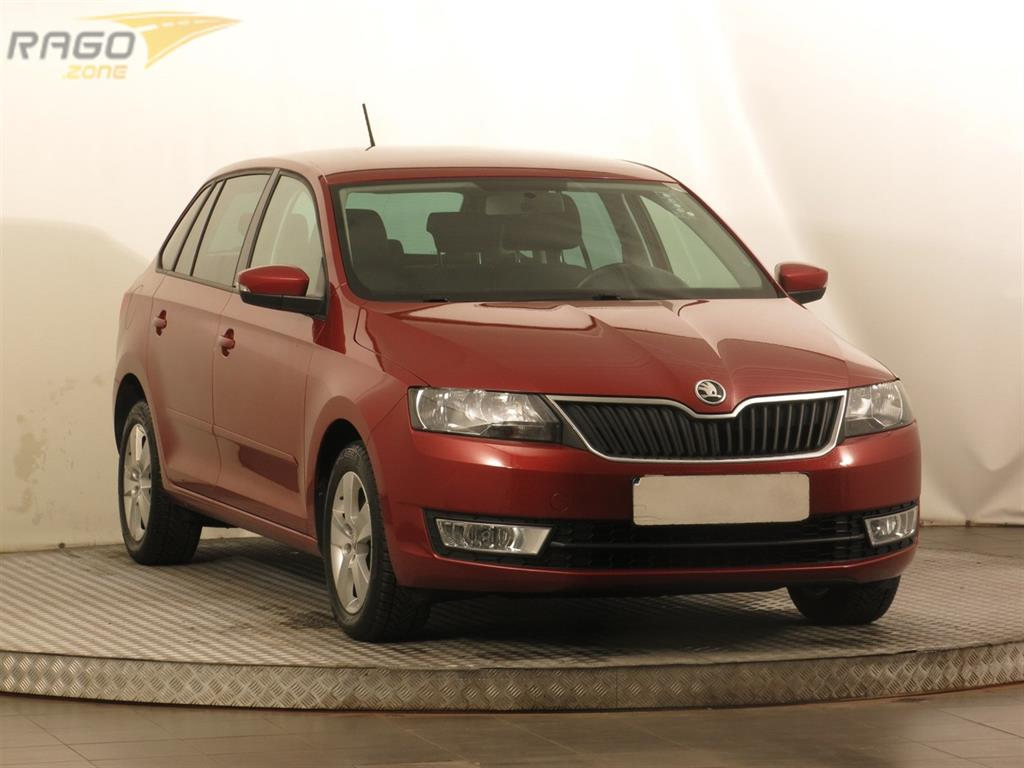 Škoda Rapid Spaceback 1.2 TSI Hatchback, rok 2016