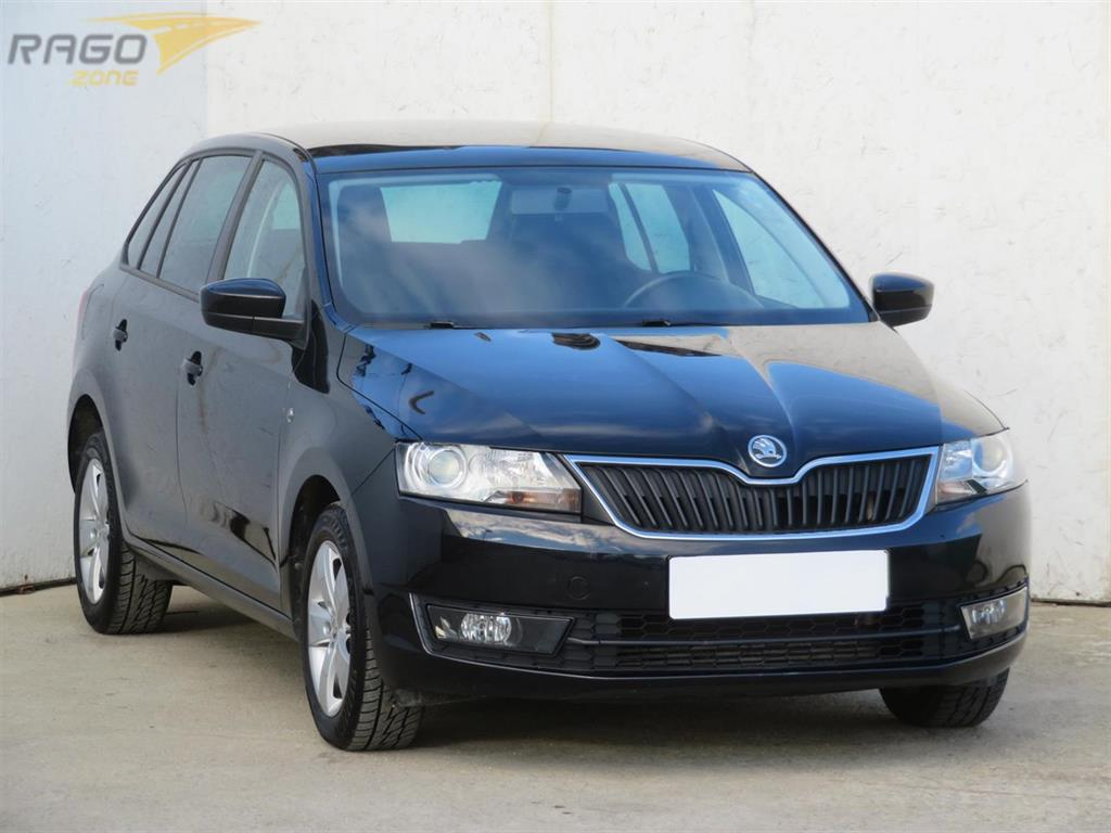 Škoda Rapid Spaceback 1.6 TDI Hatchback, rok 2014