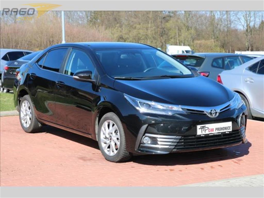 Toyota Corolla 1,6 vvti  Active Trend+LED Sedan, rok 2018