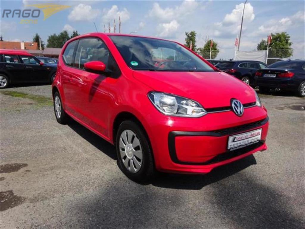 Volkswagen up! 1.0i Move,1.majitel,klima Hatchback, rok 2017