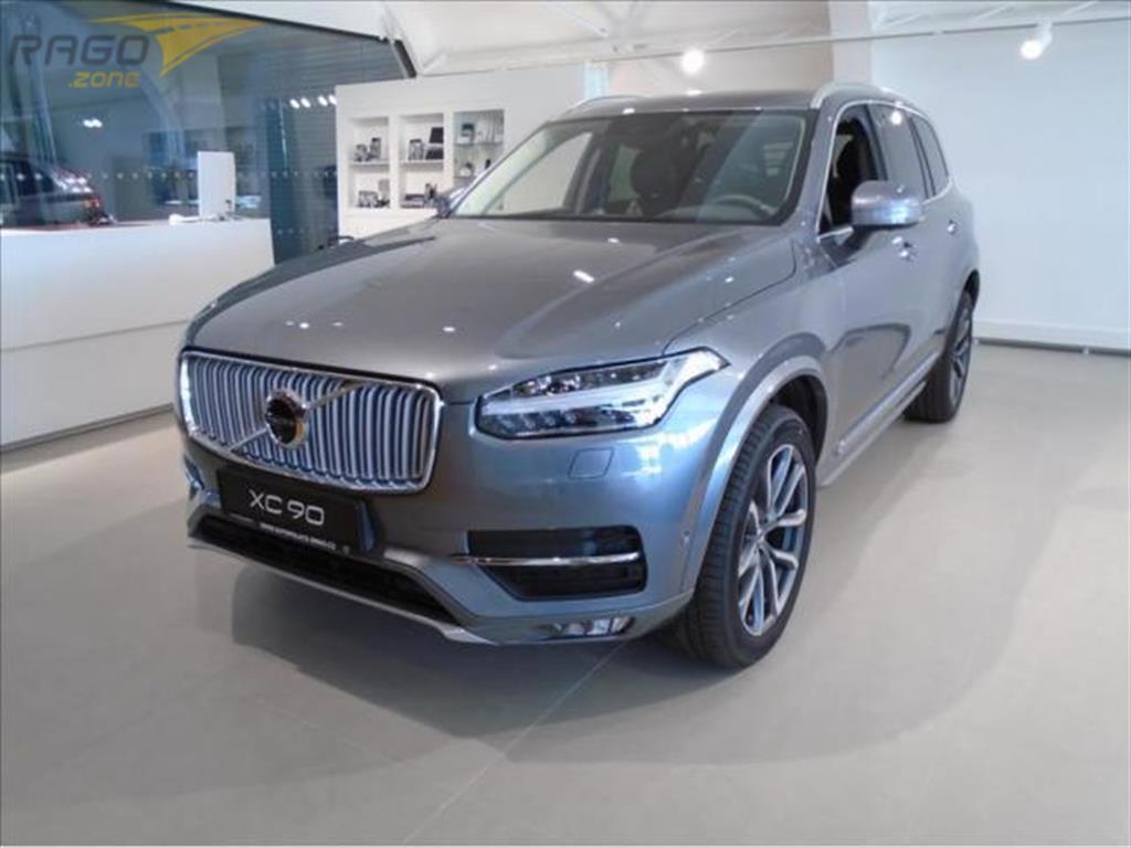 Volvo XC90 2,0   B5 AWD INSCRIPTION 7m. 8 Terenní vozidlo / SUV, rok 2020