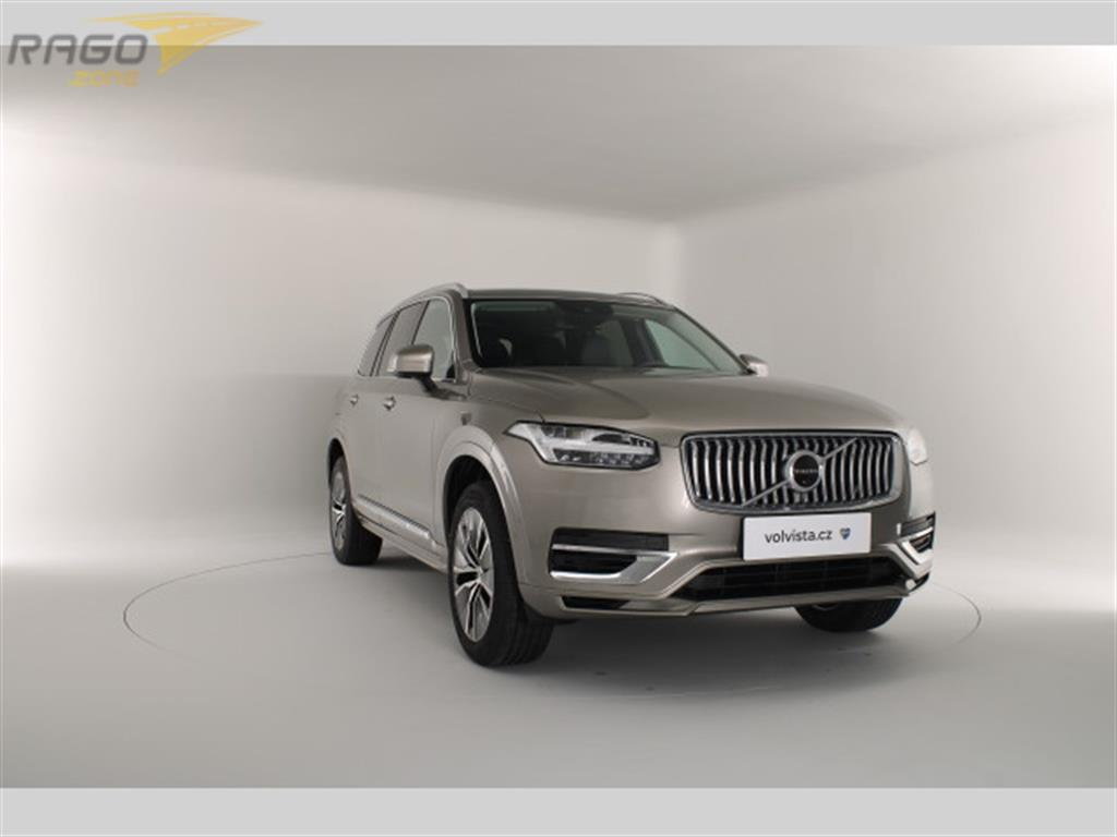 Volvo XC90 T8 RECHARGE INSC. EXPRESSION Terenní vozidlo / SUV, rok 2020