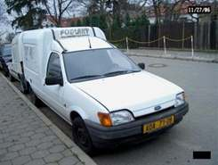 Prodej Ford Courier 1992 150000km