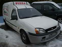 Prodej Ford Courier 2001 km