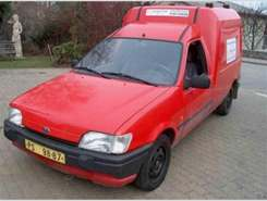 Prodej Ford Courier 1995 1km