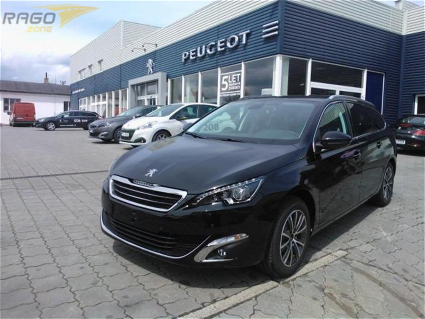 prodej peugeot 308 sw allure 1 6 bluehdi 120k kombi rok 2016 inzer t 372258. Black Bedroom Furniture Sets. Home Design Ideas